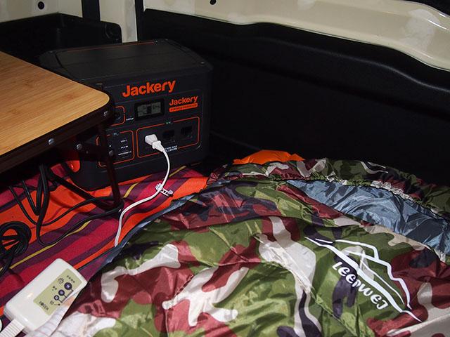 Jackery(ジャクリ)ポータブル電源1000