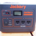 Jackeryポータブル電源 1000